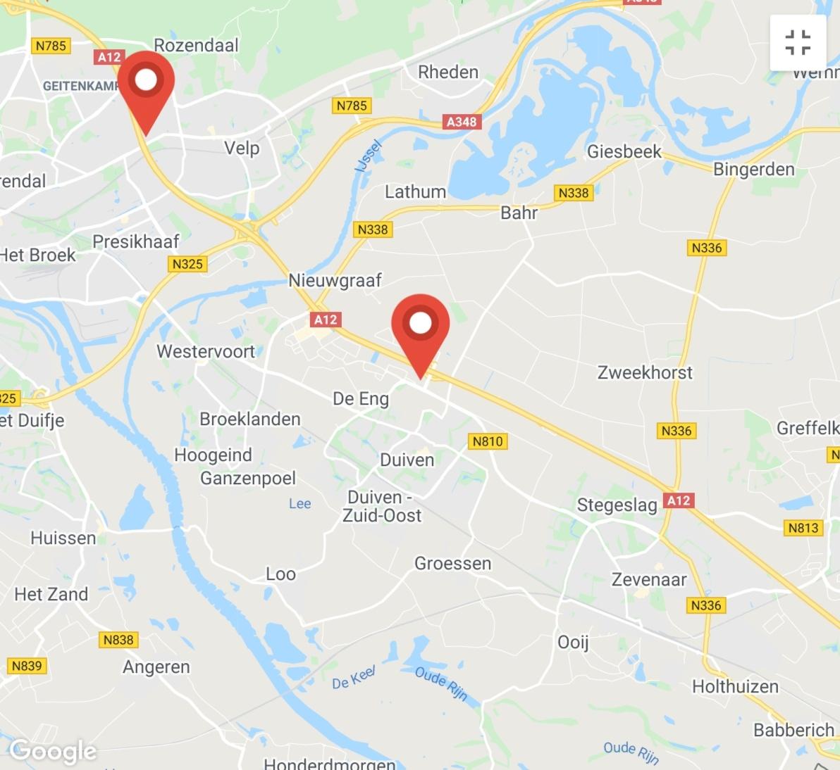 Corona testlocaties Arnhem - coronatest-duiven.com